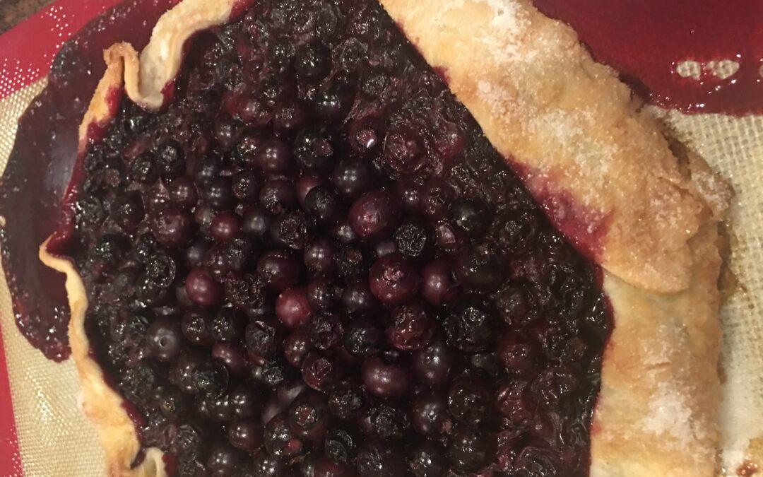 Rustic Galette Dough Recipe