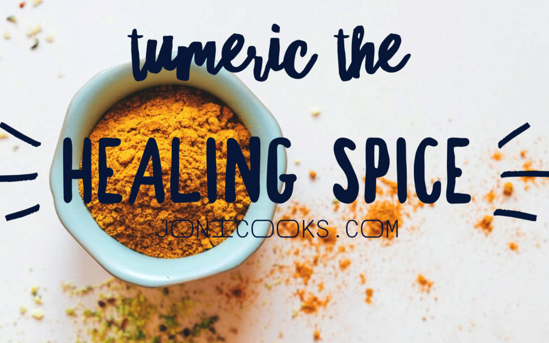 Turmeric, the healing spice!